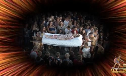 Rappresentazione martiri di Santa Cristina