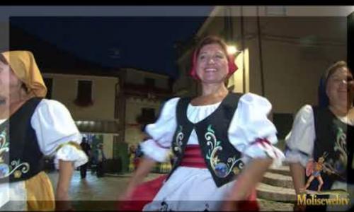 Quinto folk Festival a Roccamandolfi Agosto 2018