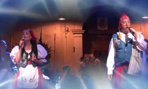 Astra folk group di Malta a San Giuliano del Sannio Agosto 2018