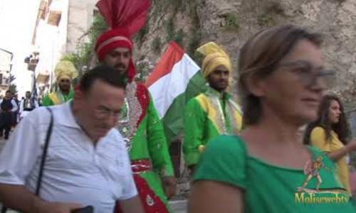 Diciannovesimo folk festival a Carpinone Agosto 2018