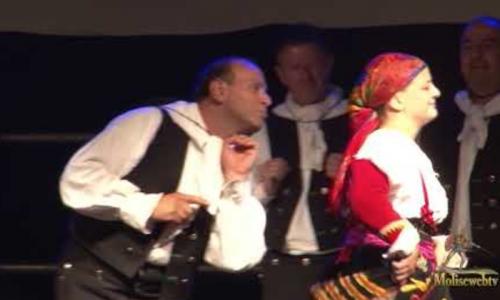 """""""Le Bangale"""" di Baranello al diciannovesimo folk festival di Carpinone"""