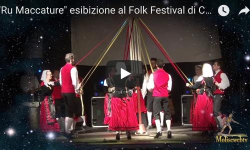 """""""Ru Maccature"""" al XIX folk festival di Carpinone"""