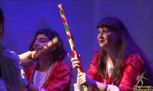 I Mattacchini al Folk Festival di Roccamandolfi