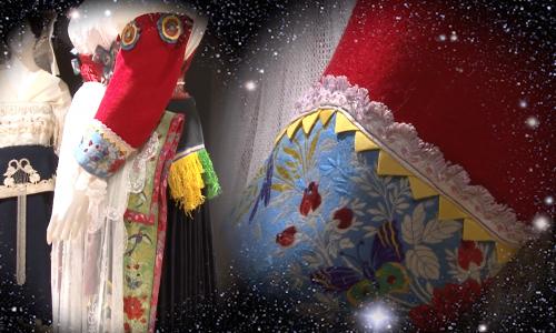 Vestizione della sposa popolana alla  Reggia di Caserta