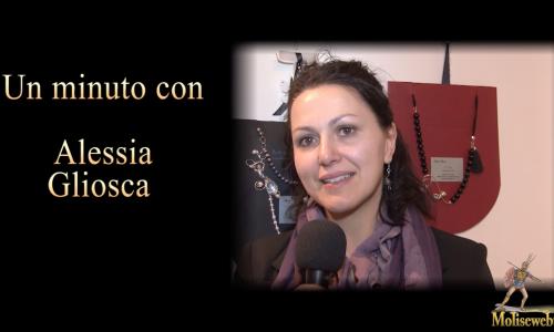 Un minuto con Alessia Gliocca