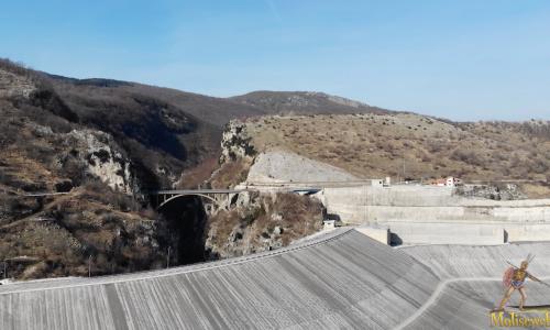Il ponte Arcichiaro di Guardiaregia