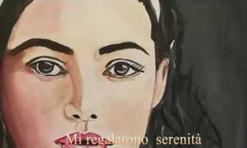 Stupore . poesia di Angelo Passarelli Dipinto Manuela Chittolina