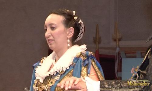 Associazione Crociati e Trinitari presenta i costumi a Campobasso nel 500